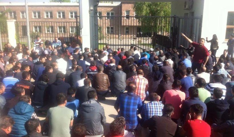 Türk Traktör'de grev intikamı