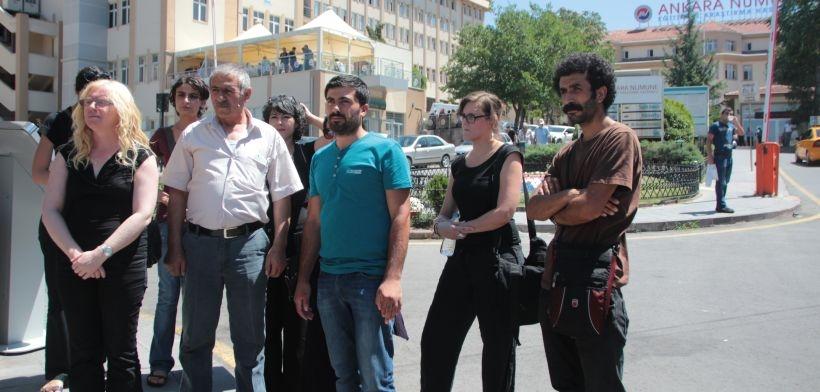 'IŞİD'liler bölge hastanelerinde tedavi ediliyor'