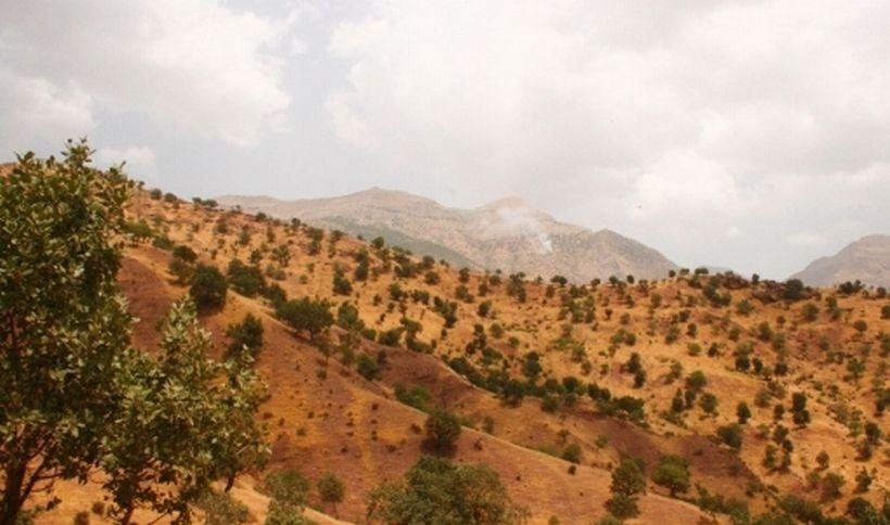 Savaş uçakları Medya Savunma Alanları ve Cilo dağını bombalıyor