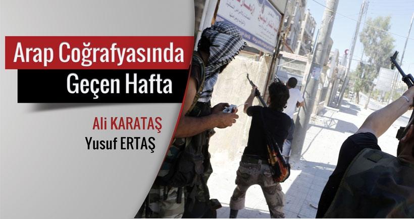 Türkiye doğrudan  Suriye savaşında