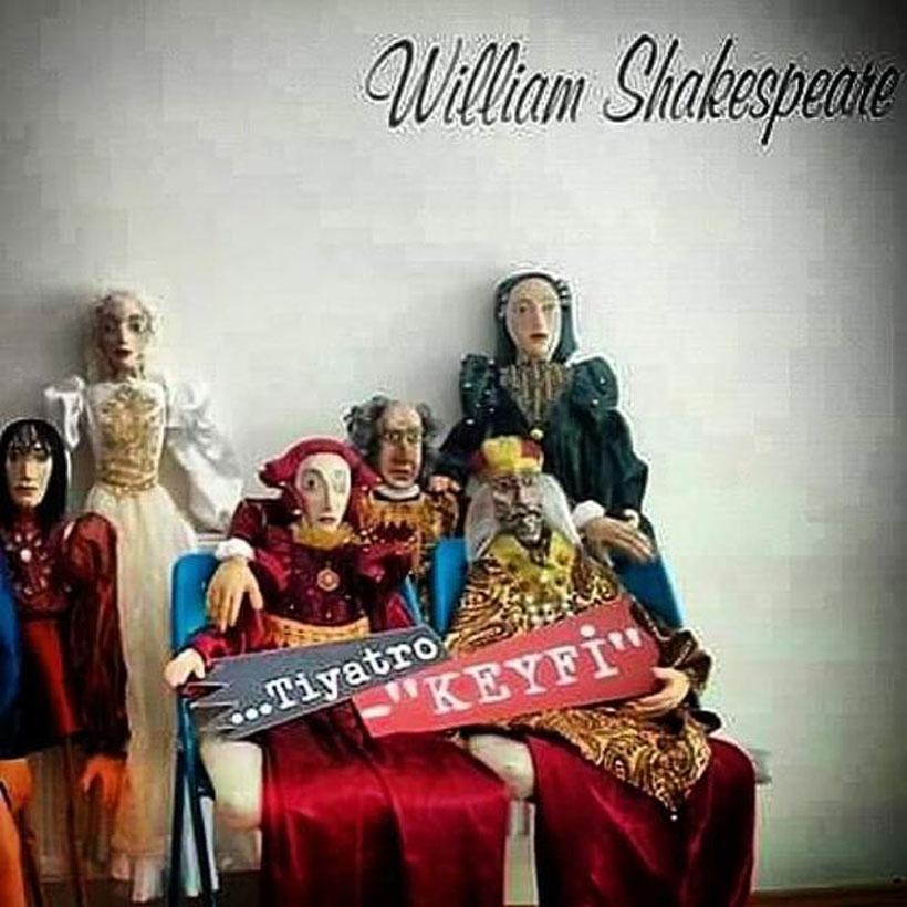 Yetişkinlere kukla: Romeo ve Juliet