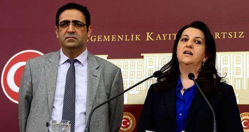 HDP'den 'kapatma' açıklaması: Saray Devleti'nin darbesi