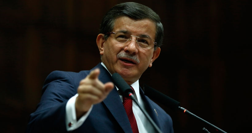 Davutoğlu'dan operasyon senaryosu: PKK, IŞİD ve DHKP-C ortak hareket etti