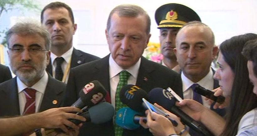 Erdoğan'dan Demirtaş'a: Fırsatı bulunca herhalde dağa koşar