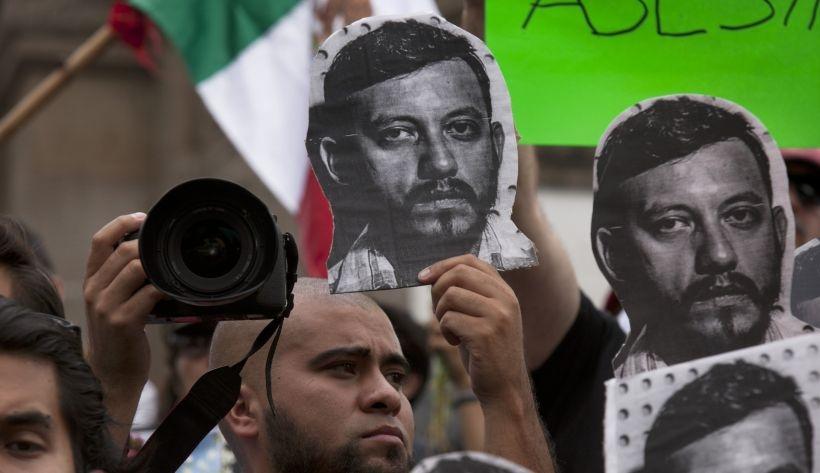 Meksika'da  gazetecilik devletin ve uyuşturucu kartellerinin hedefinde