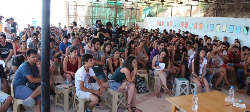 13. Gençlik Yaz Kampı'nda işçi işsiz gençlik forumuna metal direnişi damga vurdu
