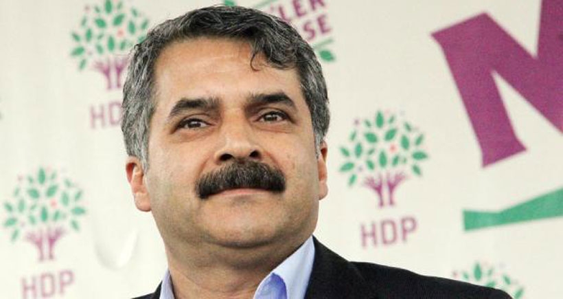 HDP'li Milletvekili Çalışkan hakkında soruşturma