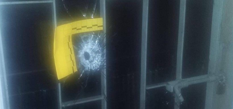 Uşak'ta HDP binasına silahlı saldırı