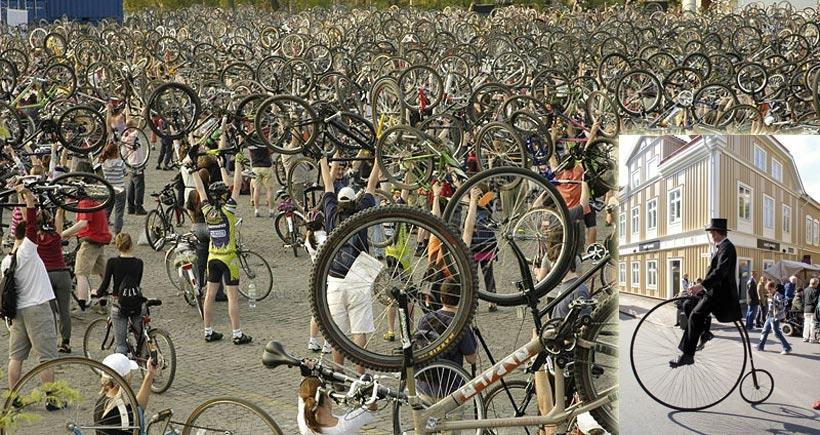 Bisikletin toplumsal tarihi: Bir Velosipet olayı*