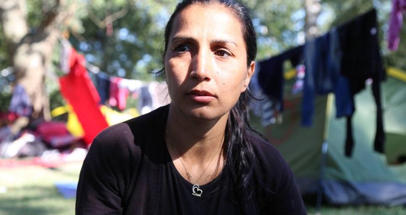 'Ölüm yolu'nda bir mültecinin hikayesi