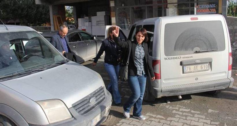 Iğdır'da seçilmişler gözaltında