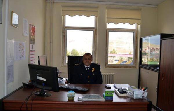 Bayburt'ta Emniyet Müdürü otel odasında öldürüldü