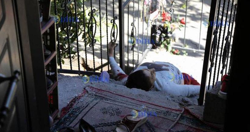 Baro Başkanı Tahir Elçi: Yeşilmen şarapnel değil, hızlı giden mermi ile vuruldu