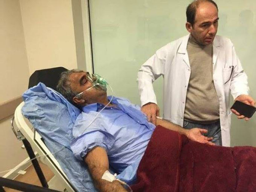 Nusaybin girişinde heyete saldırı: Ayna ve Sancar hastaneye kaldırıldı