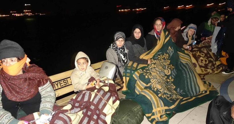 Ayvacık'ta mülteci faciası: 4 çocuğun cesedi bulundu