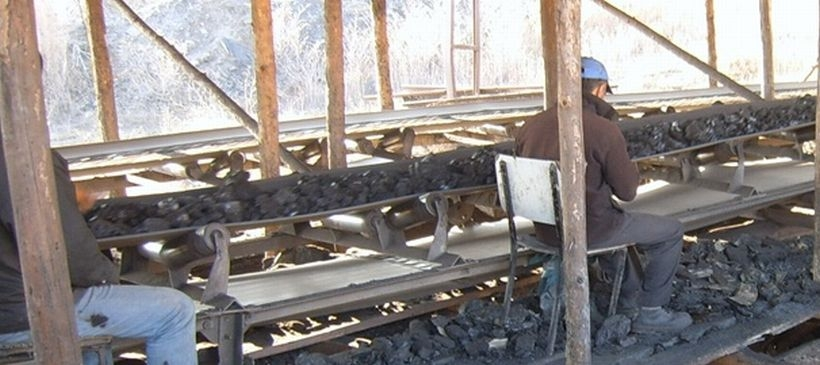 Erzurum'da maden işçileri işten atıldı
