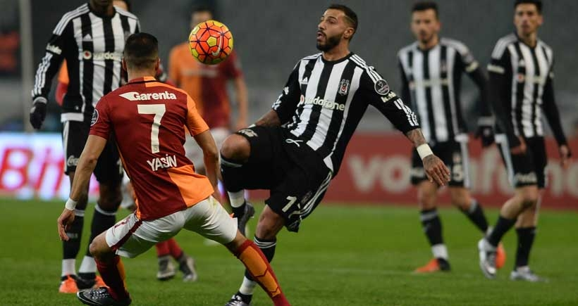 Yılın son derbisinde Beşiktaş Galatasaray'ı 2-1 mağlup etti