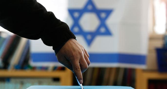 İsrail'de seçimler 17 Martta yapılacak