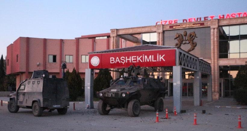 Hastanelerin karargah olması ve sivil ölümleri Meclis gündeminde