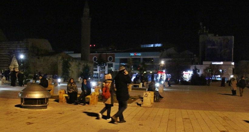 Kırşehir merkezli 5 büyüklüğünde deprem korkuttu