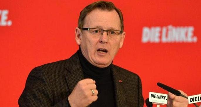 İlk kez bir Sol Partili eyalet başbakanı seçildi