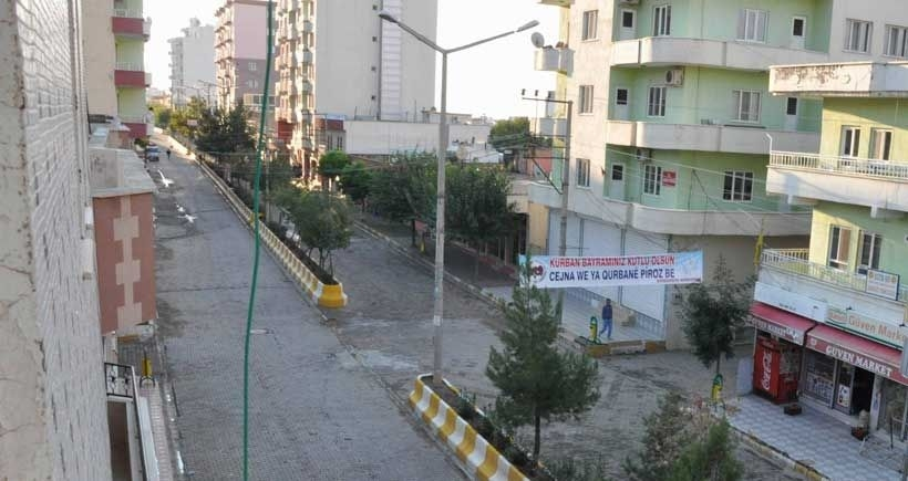 Dargeçit'te 2 gazeteci gözaltına alındı