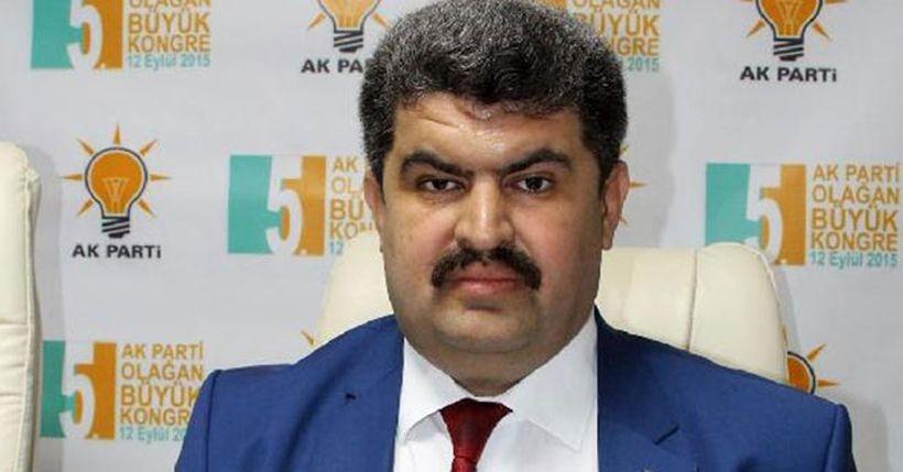 AKP Burdur il başkanı istifa etti