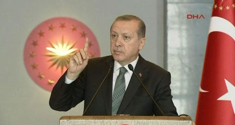 Erdoğan'dan kaymakamlara talimat: Mevzuatı kenara koyun hiç çekinmeyin