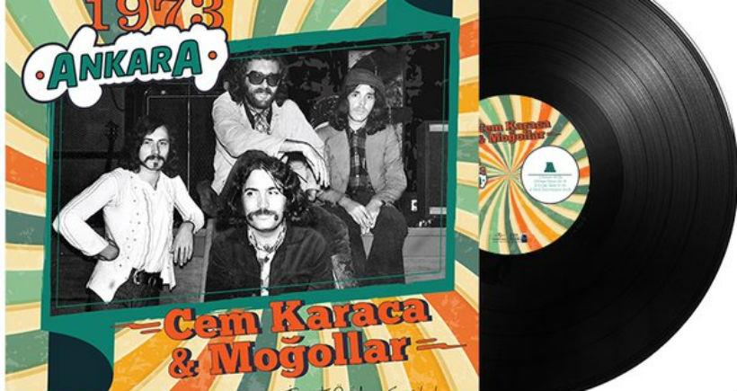 Cem Karaca ve Moğollar'dan, 43 yıl sonra yeni albüm:  2.2 1973 Ankara