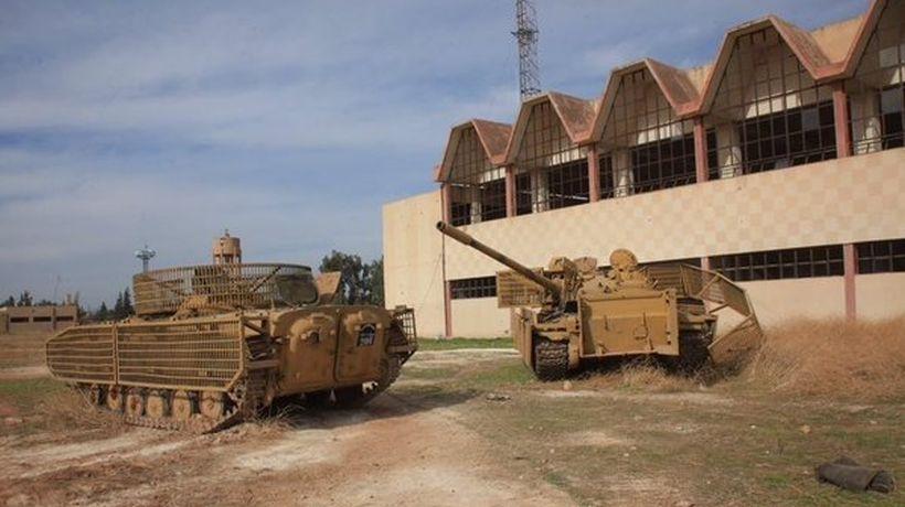 Suriye ordusu, Nubbul ve Zahra üzerindeki kuşatmayı kırma yolunda ilerliyor