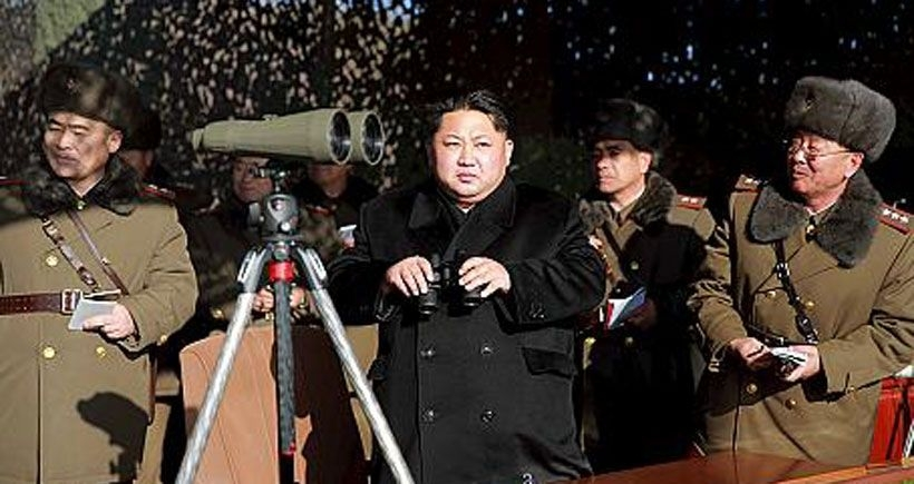Kuzey Kore, yeni bir füze denemesi yapacağını duyurdu