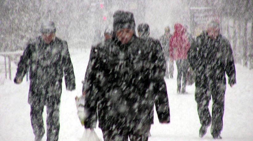 Kar nedeniyle yarın okulların tatil olduğu iller