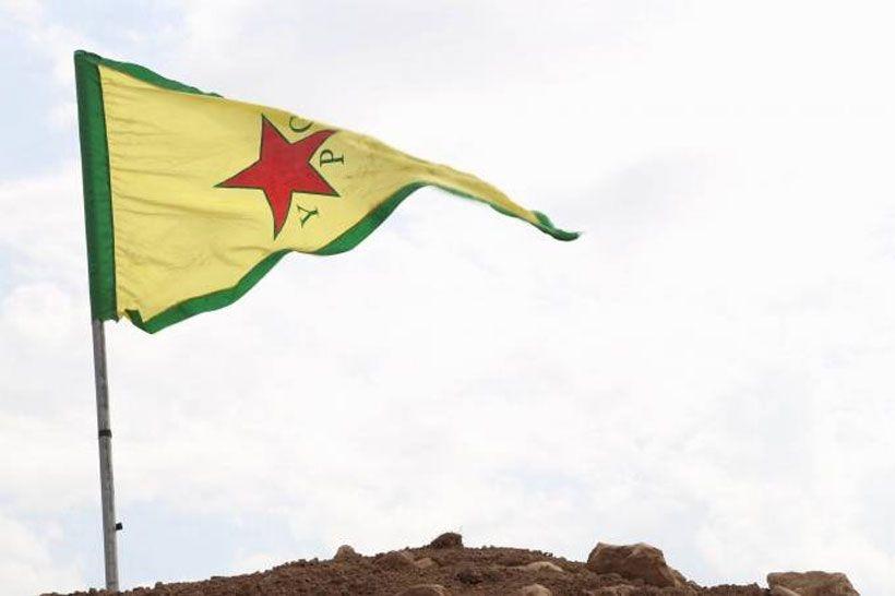 YPG: Cihatçıların geçişine izin verdiğimiz iddiası yalandır