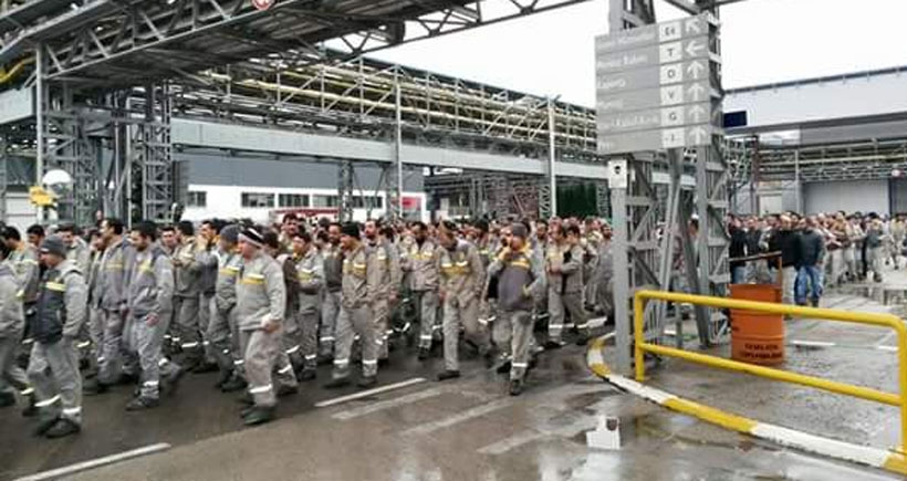 Renault fabrikasında kafaları karıştıran seçim: Seçim takvimi 5 gün kala açıklandı
