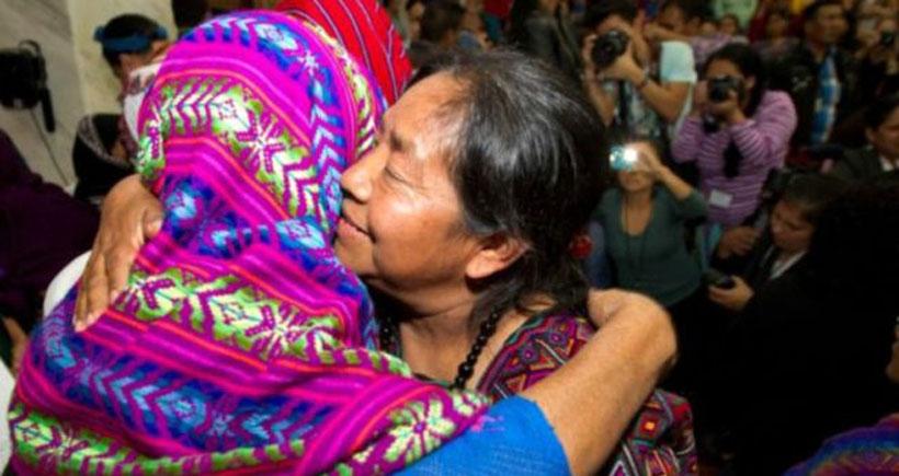 Guatemala'da kadınlar kazandı, askerler tecavüzden suçlu bulundu