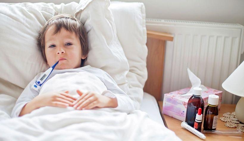 'Benim çocuğum neden sürekli hasta oluyor?'