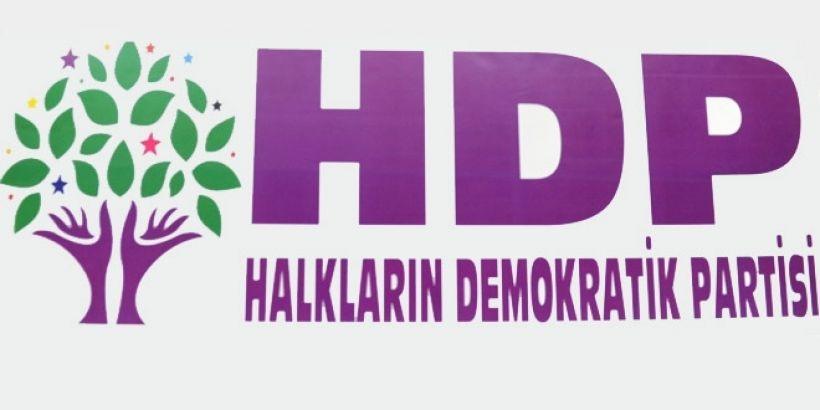 Edirne'de HDP'liler gözaltına alındı