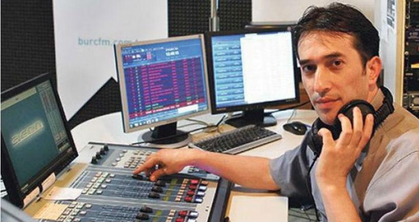 Erdoğan'a hakaretten gözaltına alınınan radyocu serbest bırakıldı