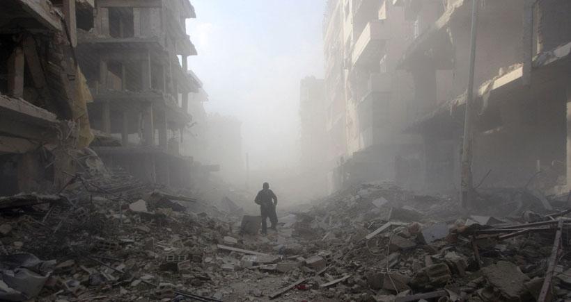 Suriye ateşkesinde bir hafta tamamlandı