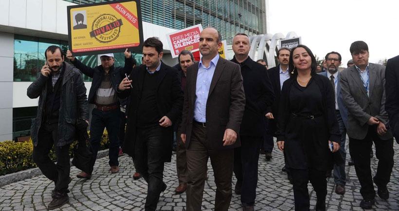 Zaman Gazetesi Genel Yayın Yönetmeni Bilici'nin iş akdi feshedildi