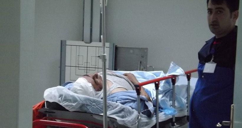 Gerger'de mermer ocağında patlama: 1 ölü,1 yaralı