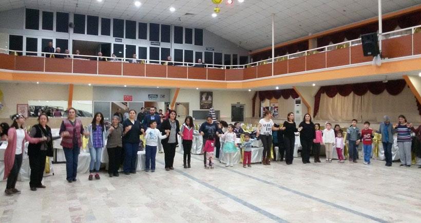 Kocaeli'de yaşayan Arıklılardan 8 Mart etkinliği