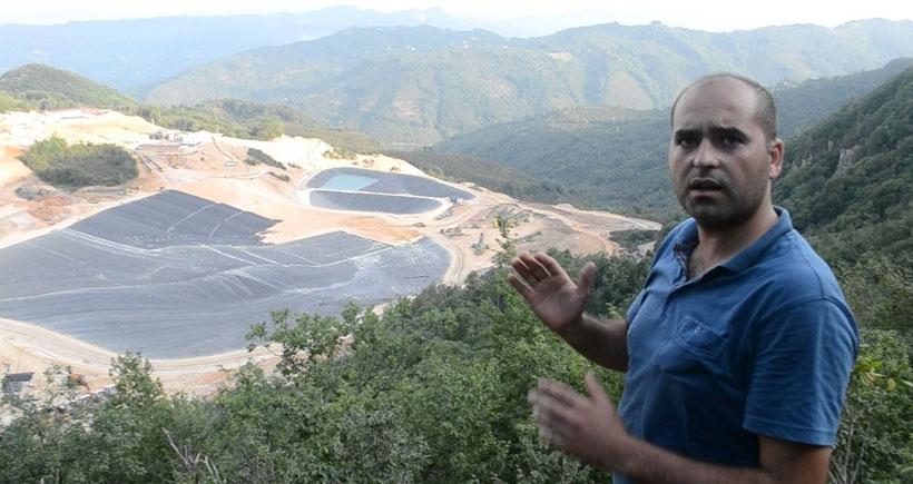 Fatsa'da bilirkişi madenin sit alanında kaldığını söyledi