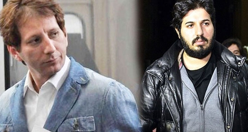 Ortağına İran'da idam cezası verilince o da hareket geçti: Reza Zarrab'ın telaşı neden?