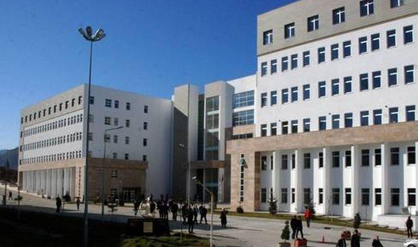 Giresun Üniversitesi öğrencilerine baskın