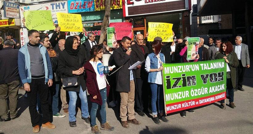 Elazığ'daki Dersimliler: Munzur özgürdür özgür akacak