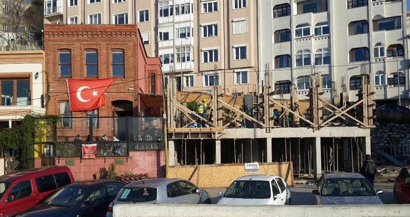 Tescilli bina krizi: Koruma kurulu ile belediyeyi mahkemeye verdi