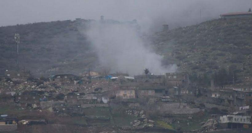 Şırnak'ta saldırı ve çatışmalar devam ediyor