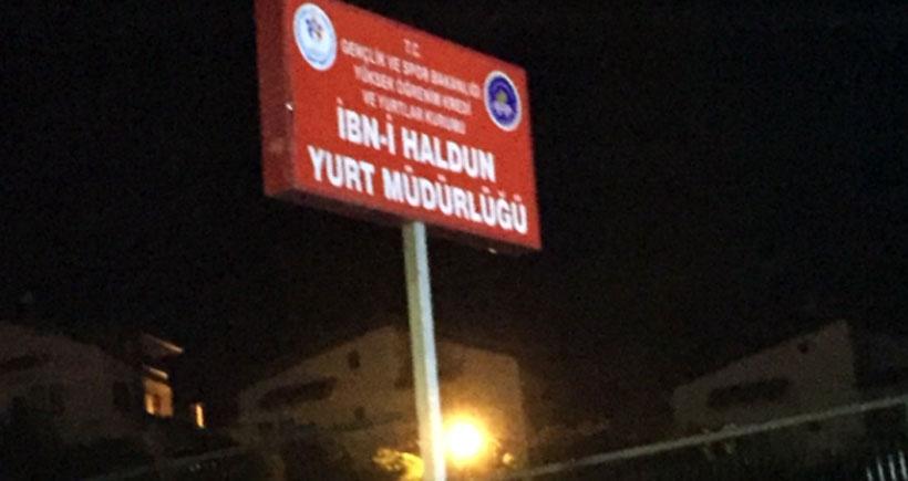 Denizli'de bir genç kadın KYK yurdu önünden kaçırıldı
