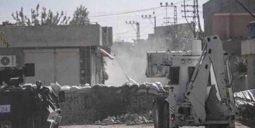 Nusaybin'de zırhlı araca saldırı: 1 asker yaşamını yitirdi